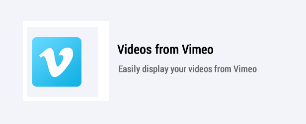 Videos from Vimeo